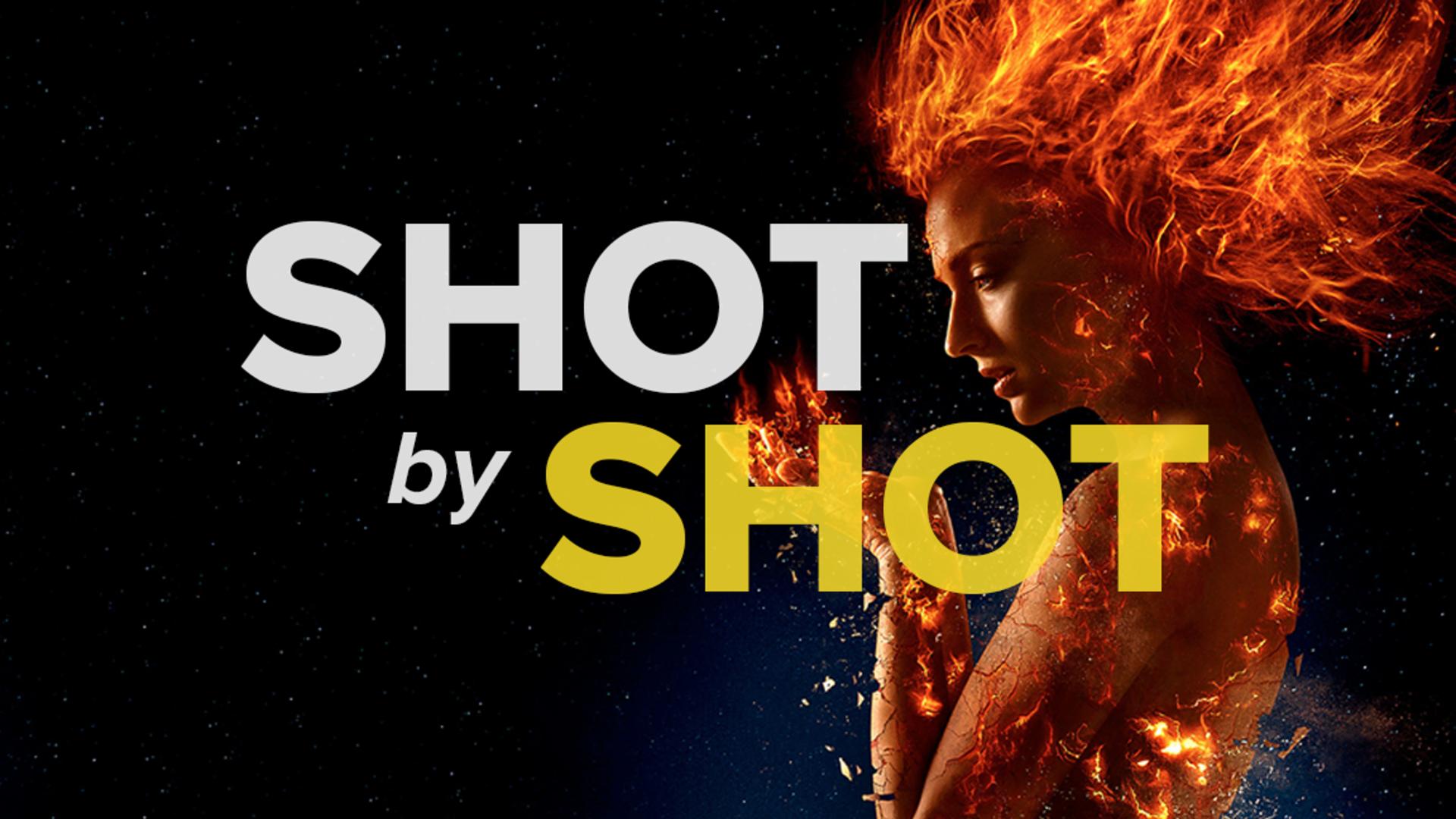'Dark Phoenix' Shot-By-Shot screen capture