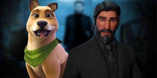 Fortnite Season 6 Pet Addition Gave Us The Best John