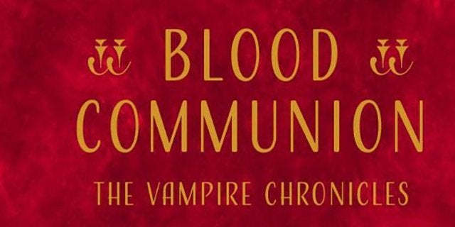 Anne Rice's New 'Vampire Chronicles' Book Gets Trailer