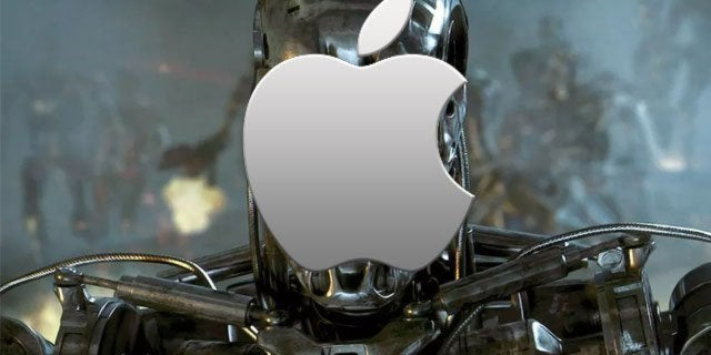 apple event skynet