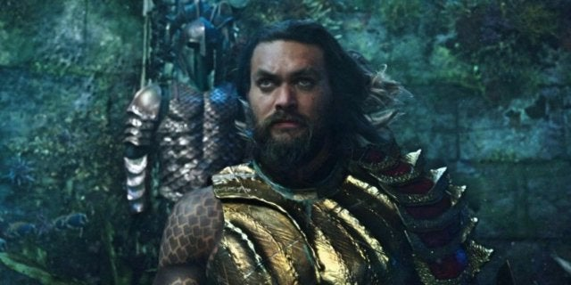 'Aquaman' Gets Early Release Date in China