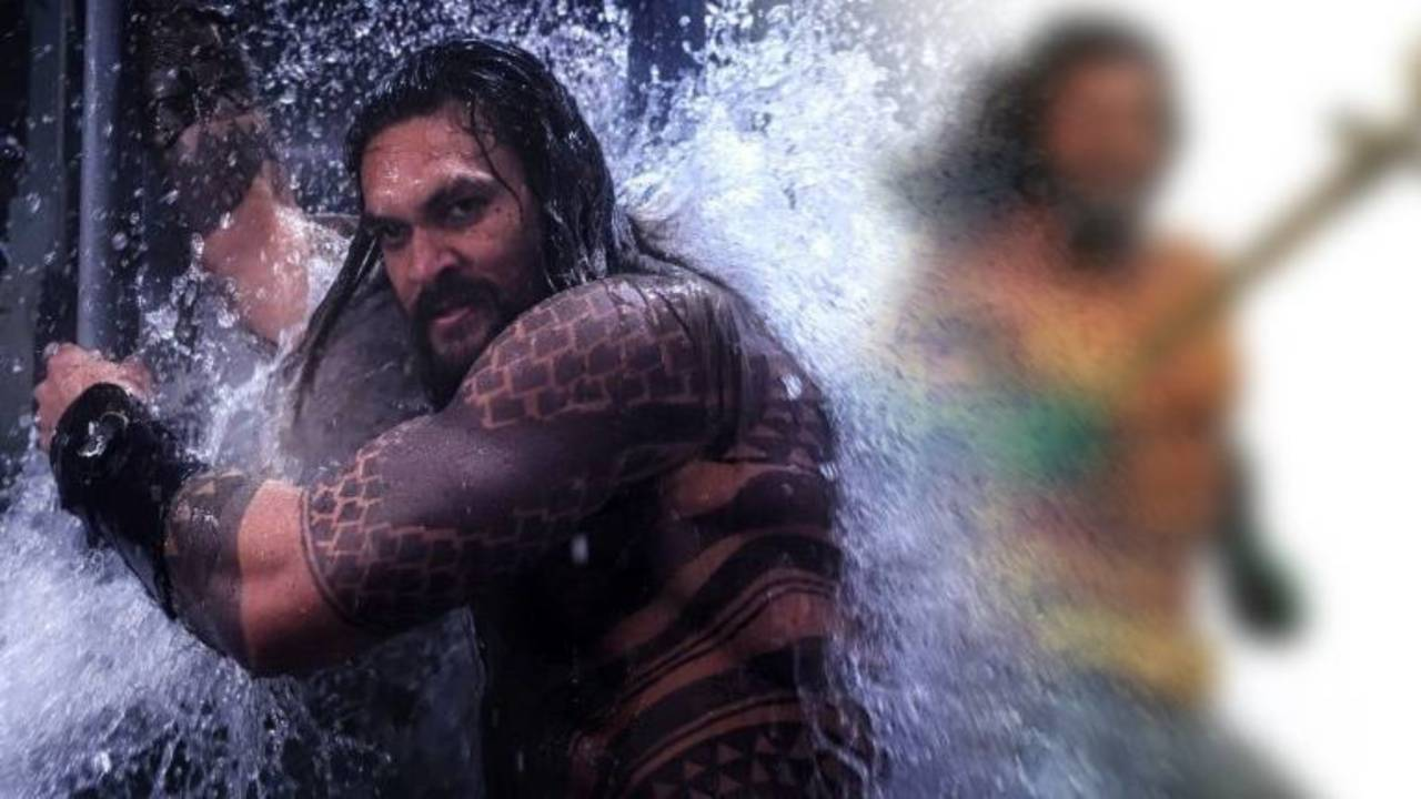 Aquaman Movie Coloring Books Reveal New Look At Classic Costume