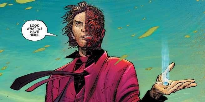 Arkham Villains Deathstroke - Two-Face