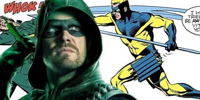arrow season 7 javelin