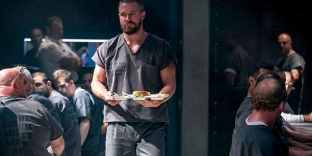 arrow season 7 premiere photos