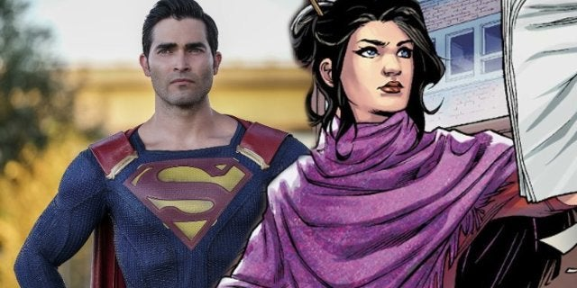 Arrowverse Lois Lane Superman