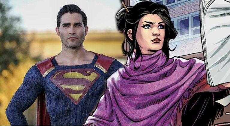 Arrowverse Lois Lane Superman
