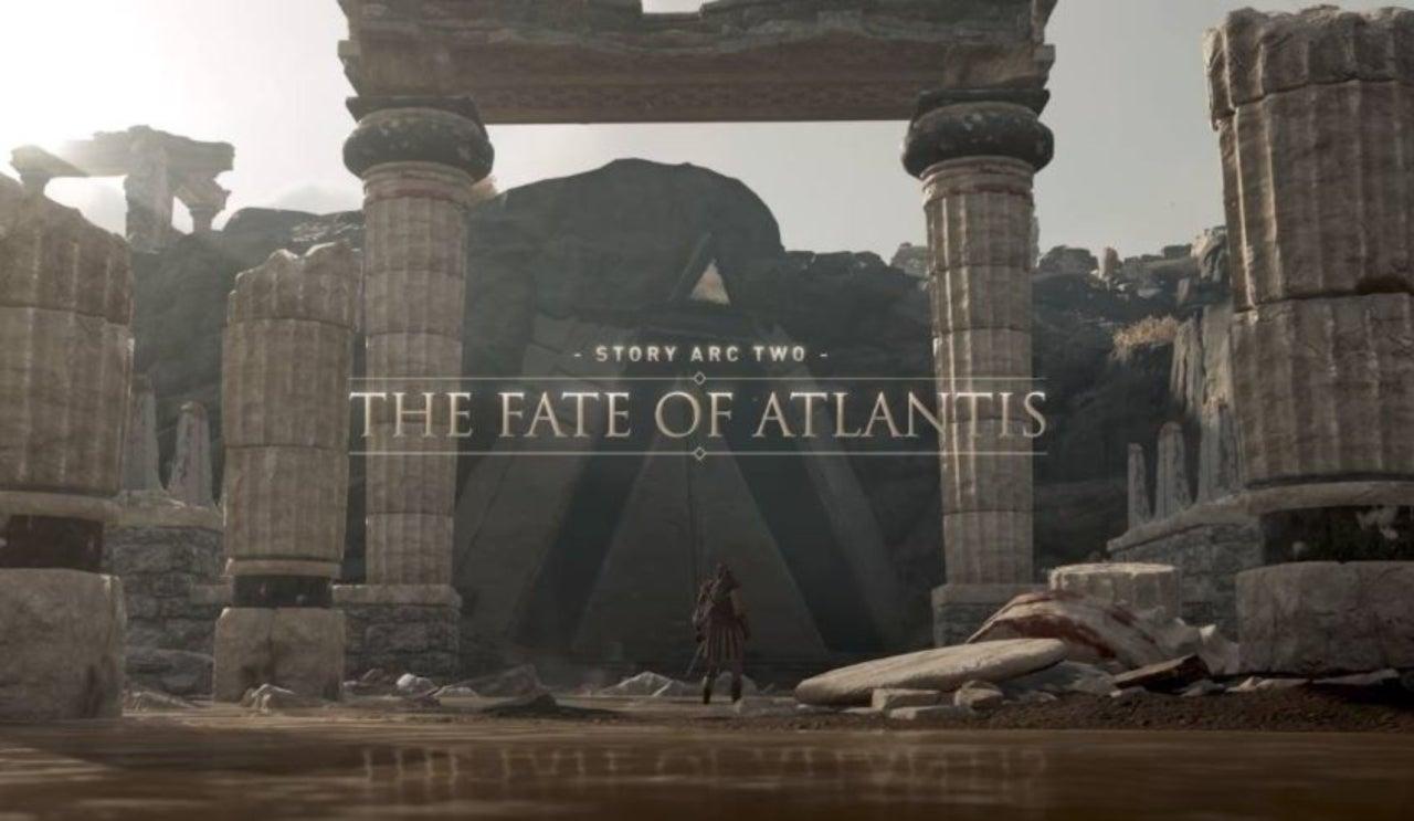 Assassin's Creed Odyssey' Devs Confirm Atlantis DLC