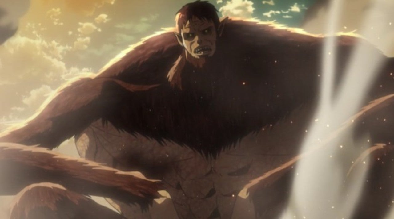 Attack On Titan Shows How Powerful The Beast Titan Really Is