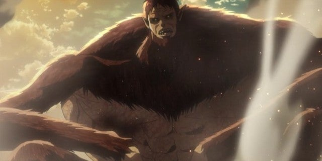 Attack on Titan Beast Titan Powers Armored Titan Fight