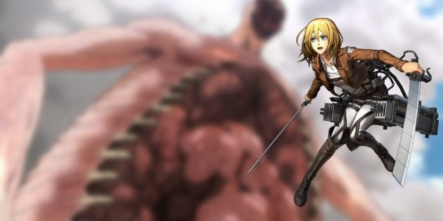Attack on Titan Season 3 Rod Reiss Titan Killed Historia