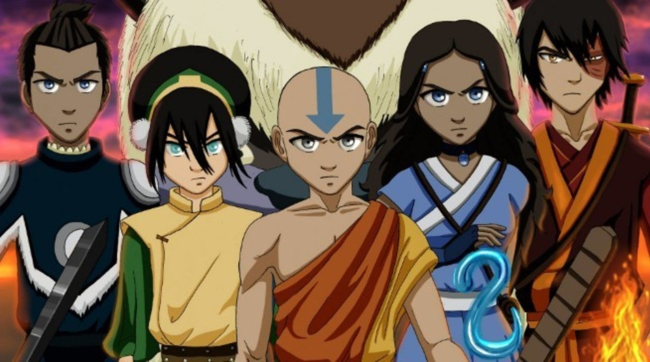 new avatar the last airbender live action series searching for