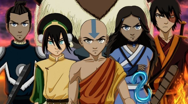 Avatar Last Airbender Netflix Cast Diversity