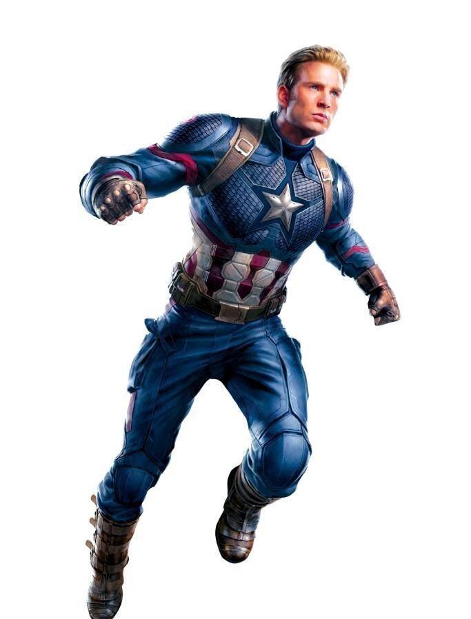 Avengers-4-Promo-Art-Captain-America