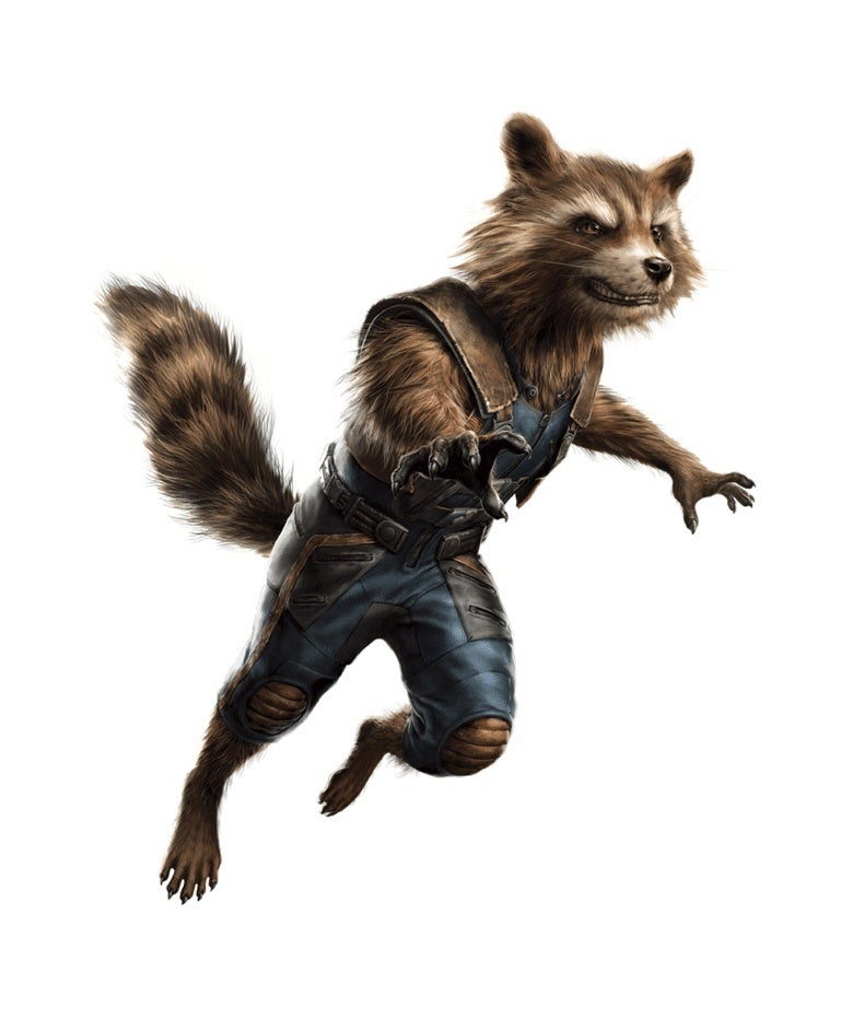 Avengers-4-Promo-Art-Rocket-Raccoon