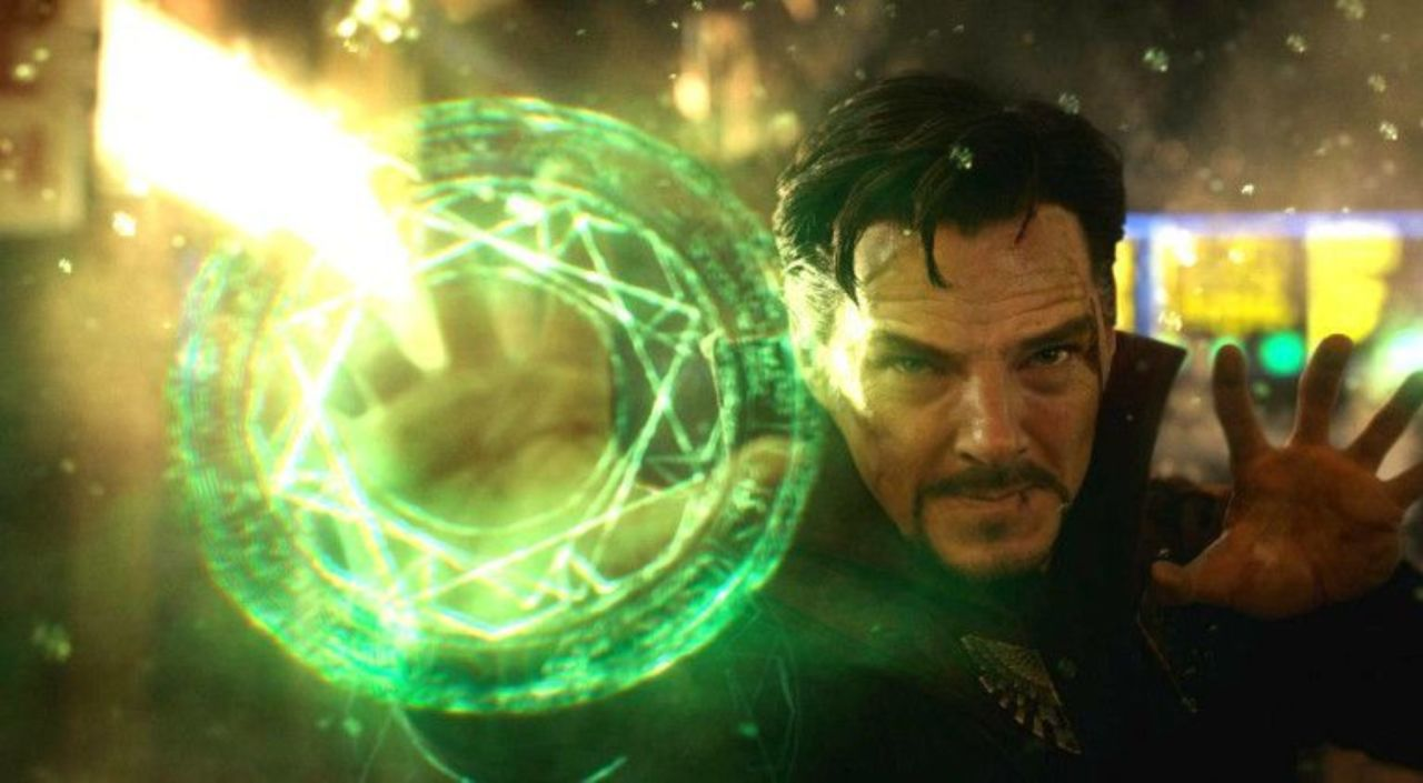 Doctor Strange Fan Goes Viral After 3D Printing Screen-Accurate Eye of Agamotto