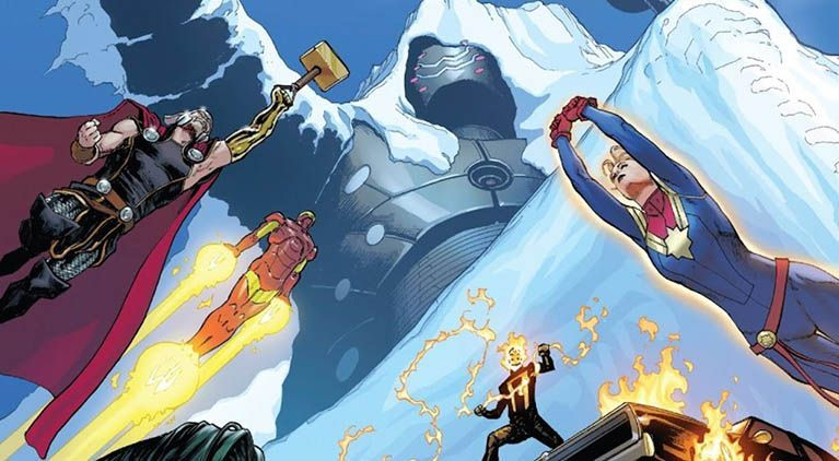 avengers comic villain