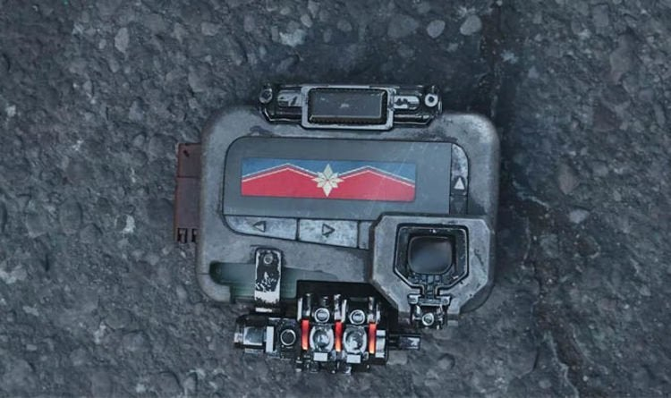Avengers Infinity War Beeper