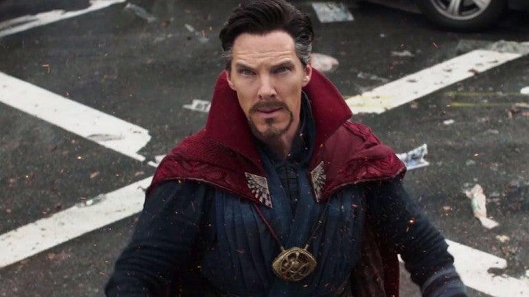 Avengers Infinity War Doctor Strange Cumberbatch