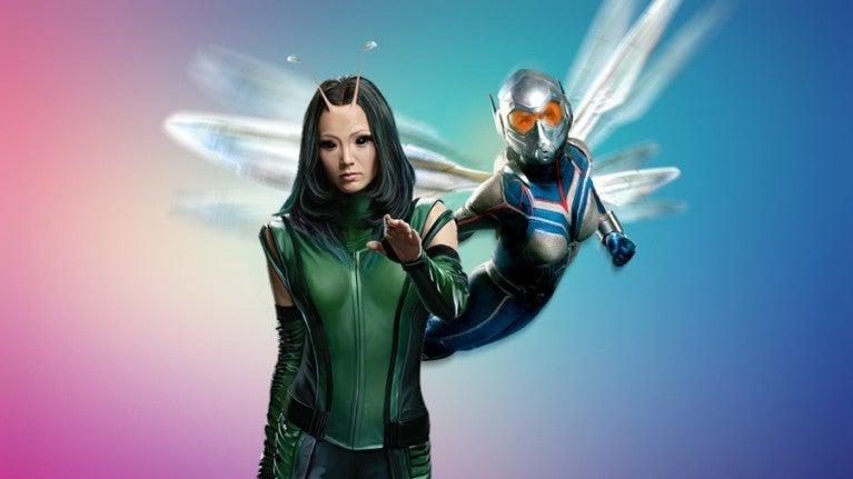 Avengers Wasp Mantis comicbookcom