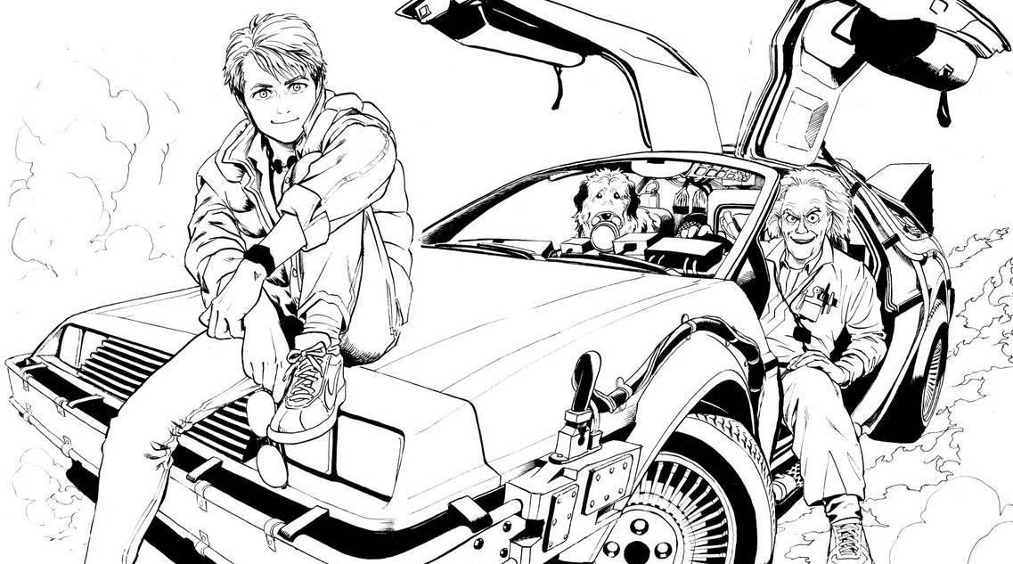 Back-to-the-Future-Manga