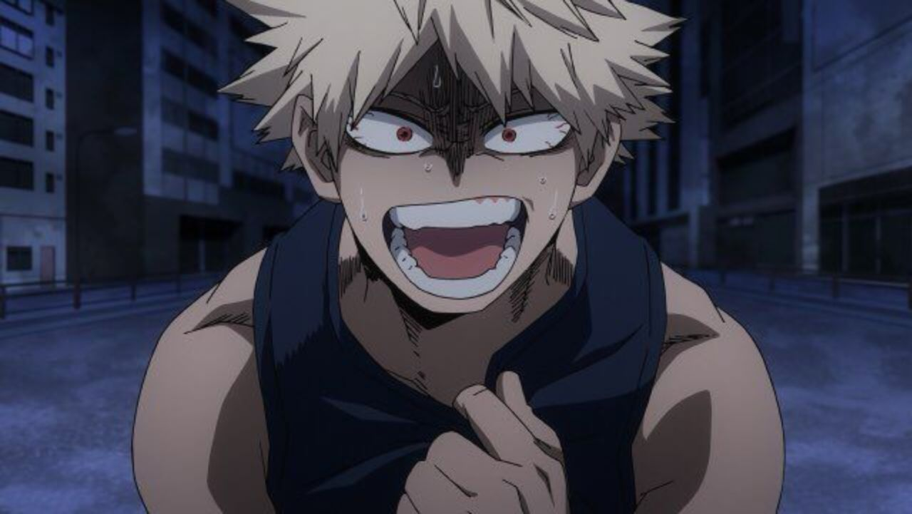 My Hero Academia' Fan Shares Bakugo's Best Possible Hero Codename
