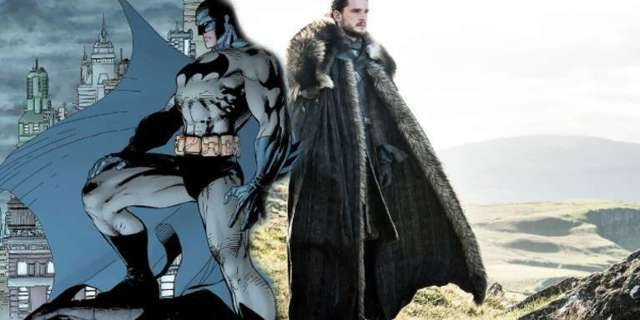 Batman Kit Harington