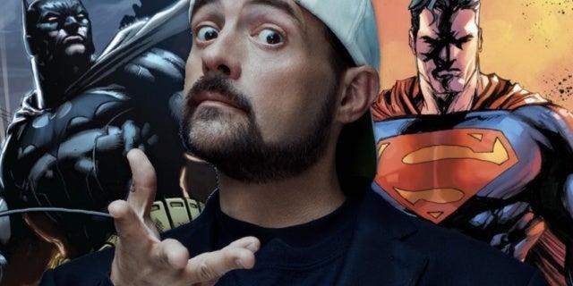 Batman Superman Kevin Smith COMICBOOKCOM