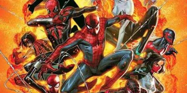 Best Alternate Versions Spider-Man - Cover