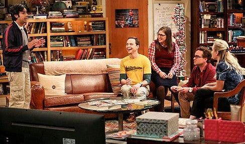 big bang theory koothrappali engaged