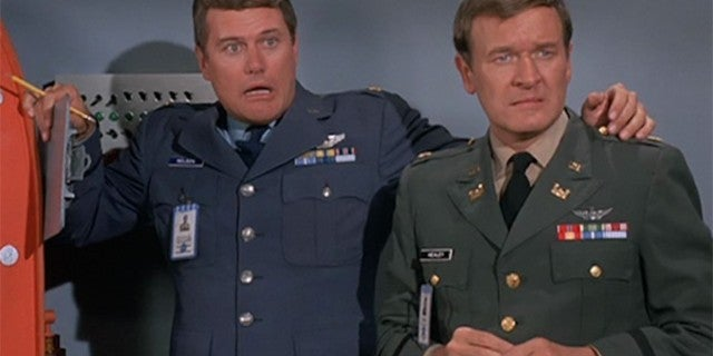 bill daily i dream of jeannie
