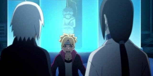 Boruto Episode 73 Boruto vs Orochimaru