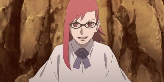 Boruto Episode 73 Karin Returns