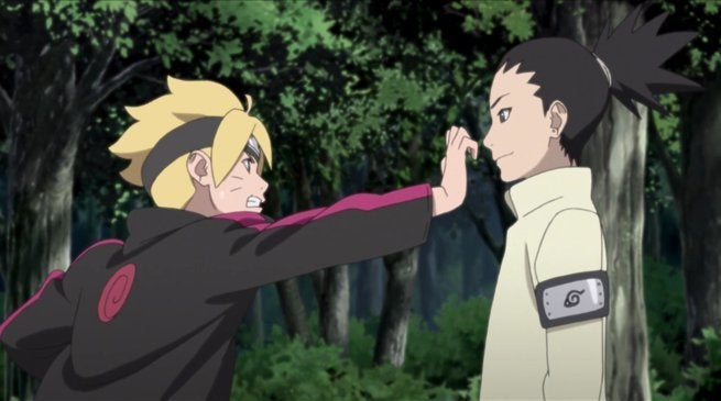 Naruto boruto pits its heroes against each other stopboris Images