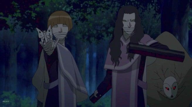 naruto reveals new orochimaru villains
