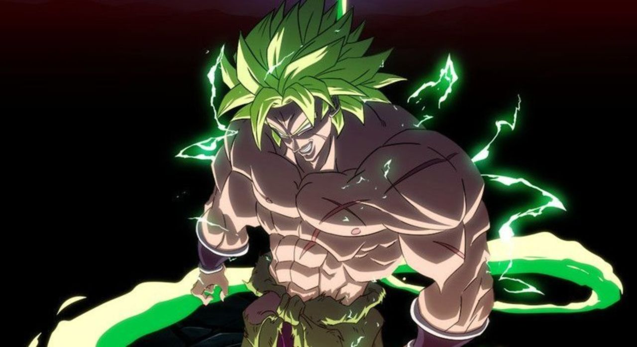 Dragon Ball Super Broly Explodes In Bright New Fan Poster