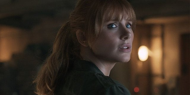 bryce dallas howard jurassic world fallen kingdom