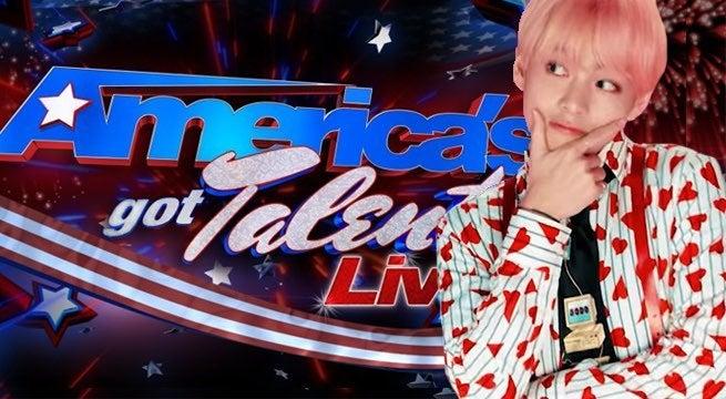 bts america's got talent