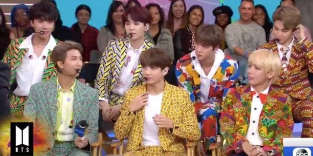 bts good morning america