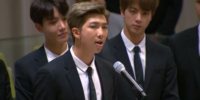 bts united nations