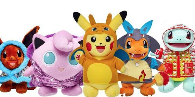 build-a-bear-pokemon-sale