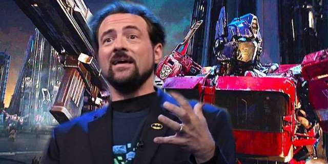 Bumblebee Trailer Kevin Smith