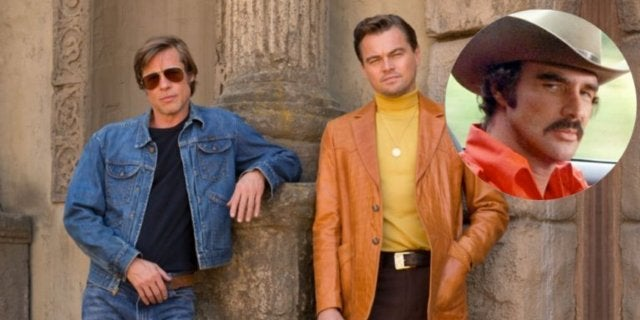 Burt Reynolds Once Upon a Time in Hollywood