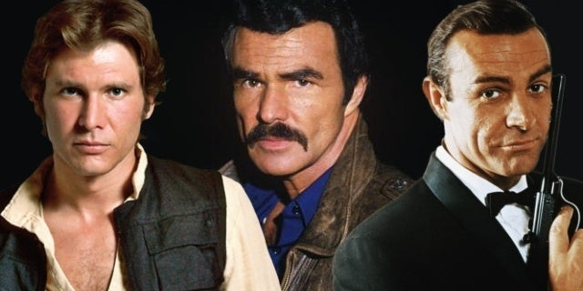 burt reynolds star wars james bond