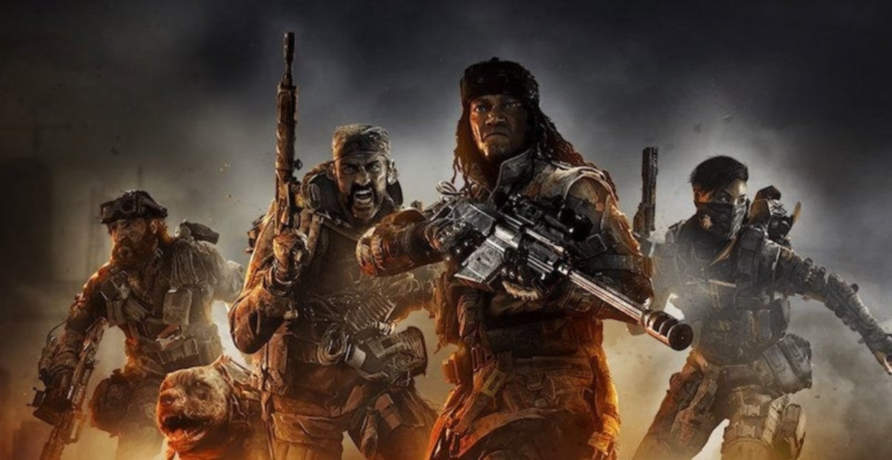 Image result for Black ops 4 team killing