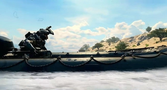 Call of Duty Black Ops 4 Tactical Raft
