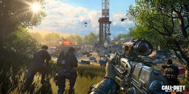 'Call of Duty: Black Ops 4' Blackout Windows Are Still Eating Bullets, Treyarch Will Investigate - Comicbook.com