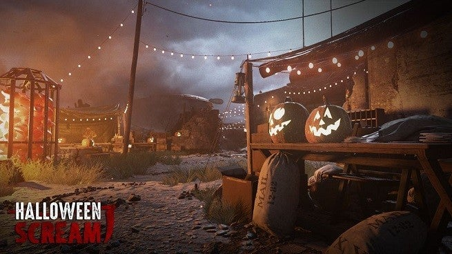 Call of Duty WWII Halloween Event