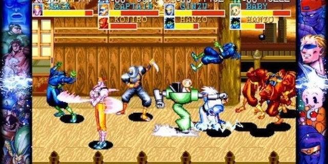 Capcom Beat