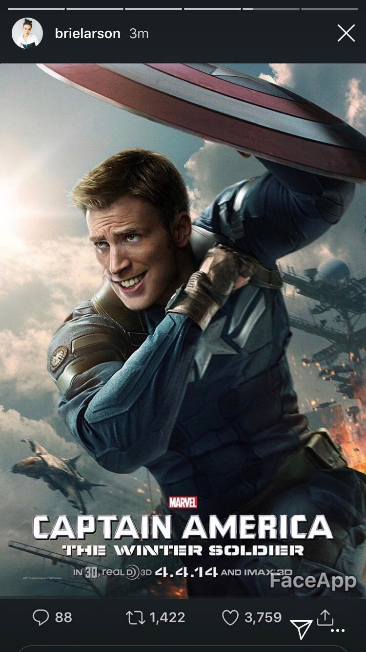 captain america smiling photoshop